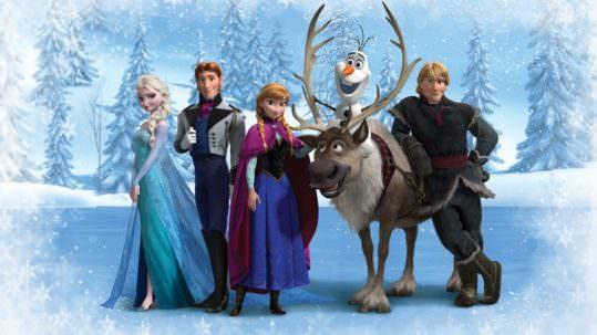 Frozen - Zaledjeno kraljevstvo 06