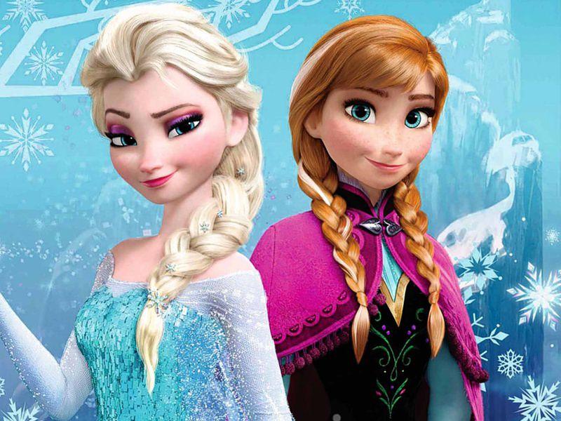 Frozen - Zaledjeno kraljevstvo 09