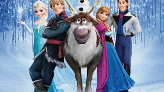 Frozen - Zaledjeno kraljevstvo 10