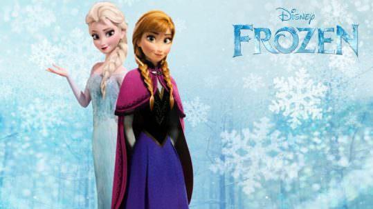 Frozen - Zaledjeno kraljevstvo 11