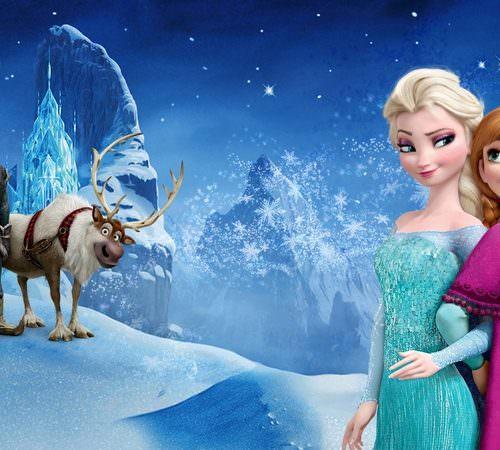 Frozen - Zaledjeno kraljevstvo 13