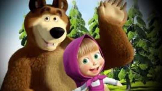 Masha and Bear - Masa i meda 03