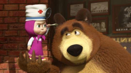 Masha and Bear - Masa i meda 04