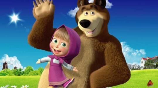 Masha and Bear - Masa i meda 05
