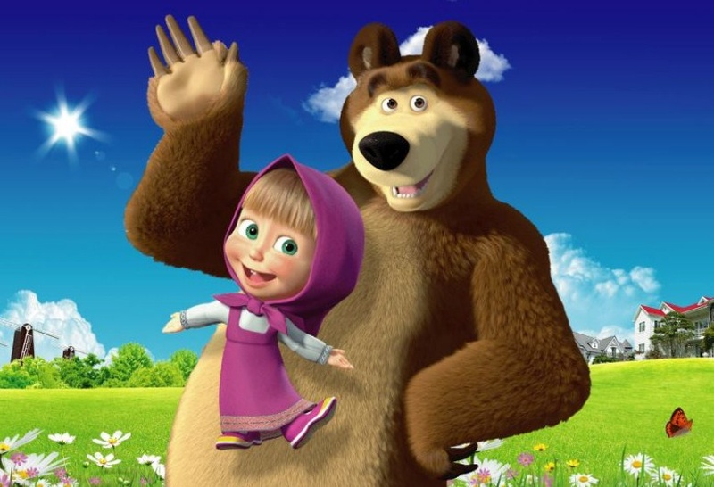 Masha and Bear - Masa i meda 05