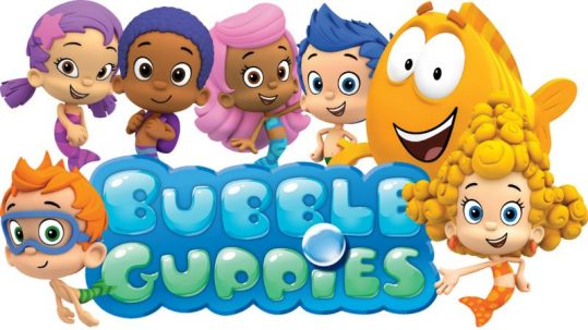 Bubble guppies 03