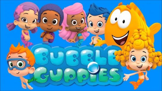 Bubble guppies 05