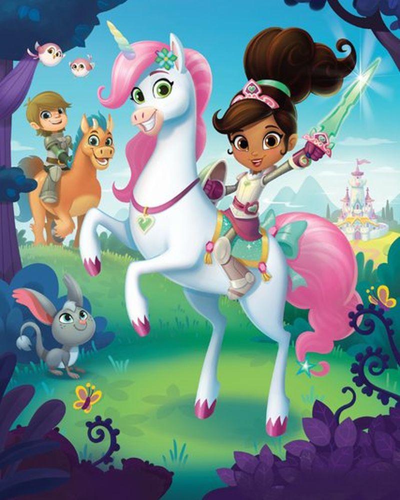Nella the Princess Knight 01