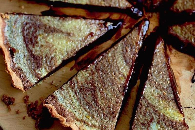 sirova jafa torta