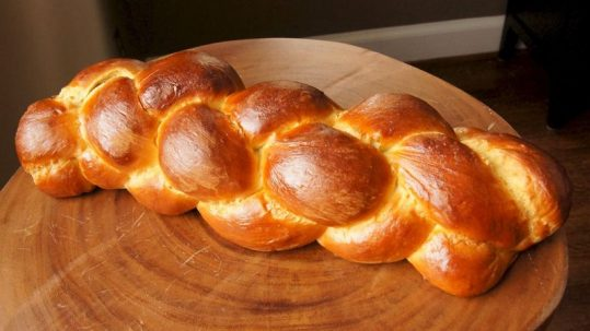 pleteni hleb