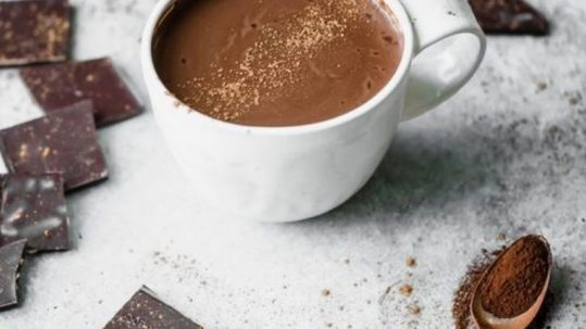 topla cokolada bez grize savesti